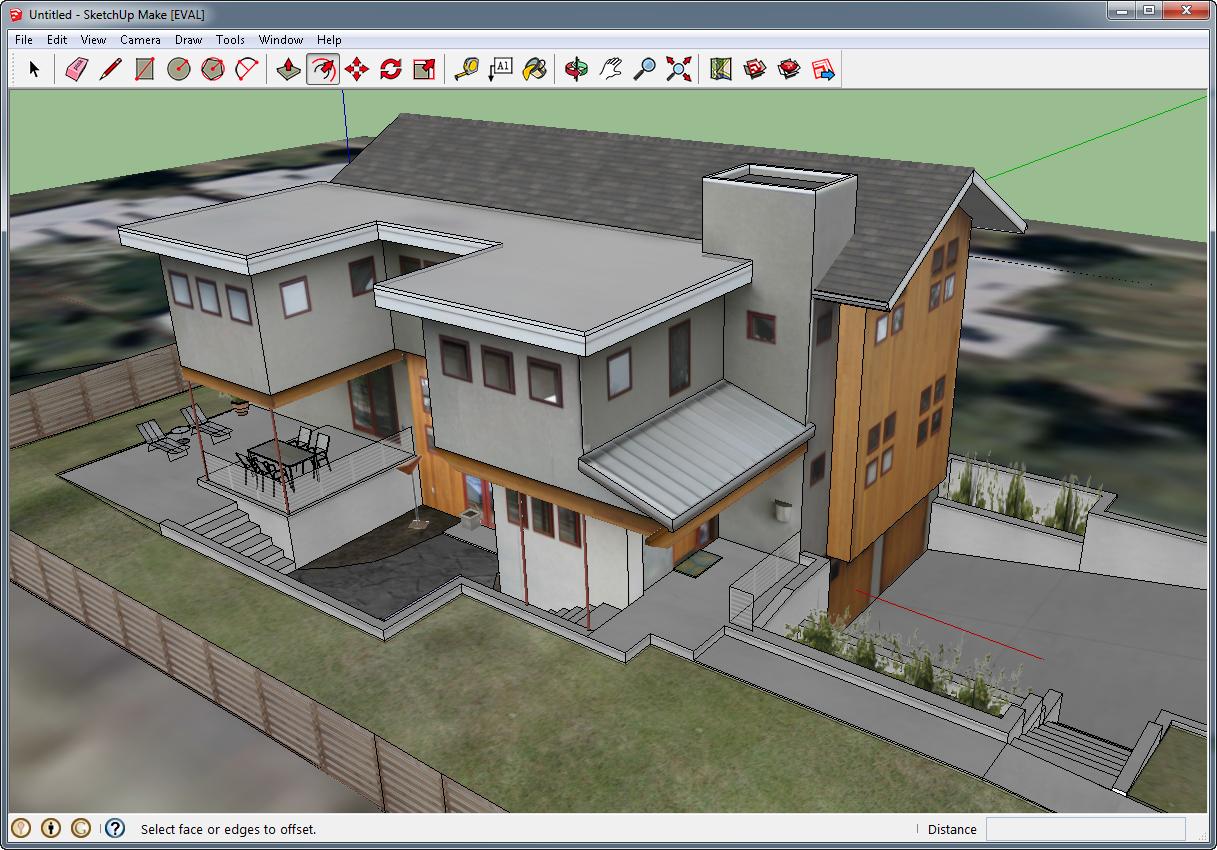 проектирование зданий программа