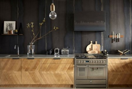 Дизайн интерьера кухни 2019