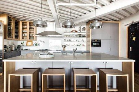 Стеновые панели для кухни: виды и решения