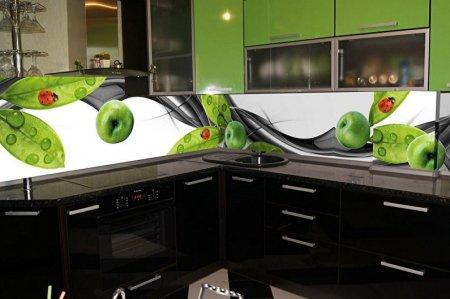Скинали для кухни: идеи дизайна