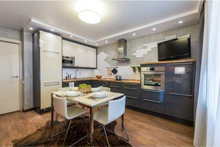 Дизайн кухни 20 кв.м.