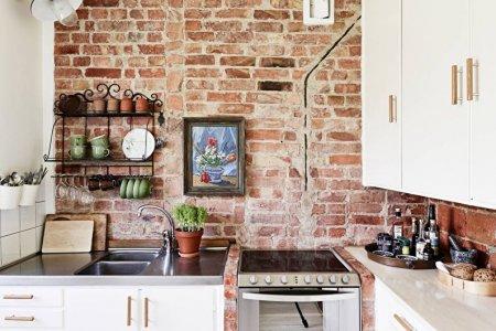 Отделка стен на кухне: какой материал выбрать