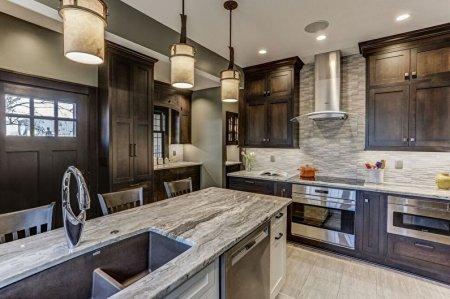В каком дизайне оформить современную кухню. Кантри, прованс, хай-тек или минимализм?