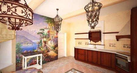 Кухня в средиземноморском стиле — оформляем комфортный и практичный дизайн!