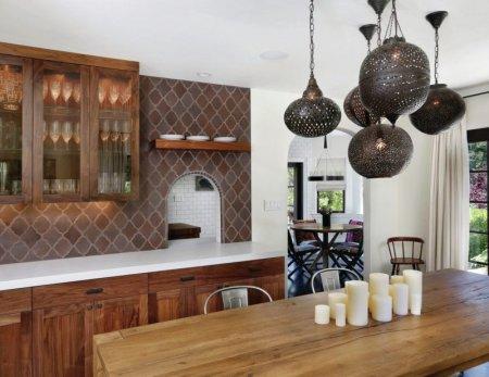 Кухня в восточном стиле - оформляем стильно и со вкусом!