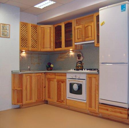 Кухня в готическом стиле
