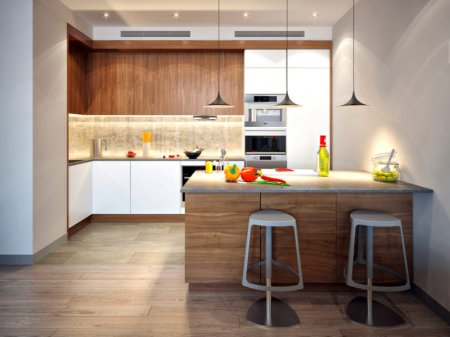 Кухня в стиле китч - оригинальные решения дизайна
