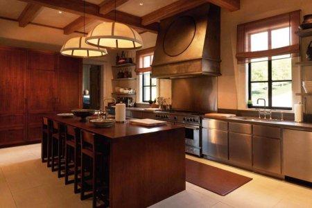 Кухня в японском стиле — правила идеального оформления и сочетания интерьера