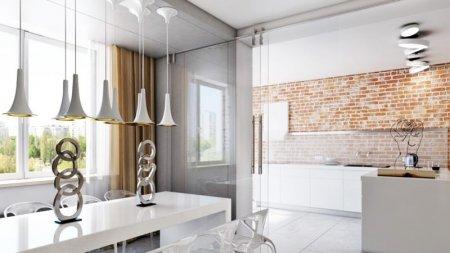 Кухня в стиле лофт + фото необычного оформления дизайна