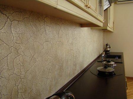 Стены на кухне - как их оформить?