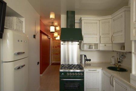 Интерьер кухни 6 кв. м. — лучшие идеи, фото новинки, секреты оформления красивого дизайна маленькой кухни