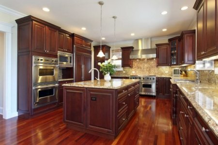 Ремонт кухни своими руками — подробное описание всех этапов ремонта с фото и описанием