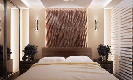 Спальня 12 кв. м.