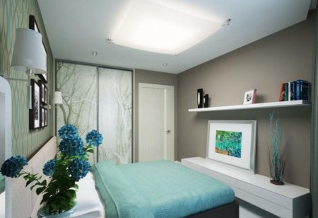 Спальня 15 кв. м.