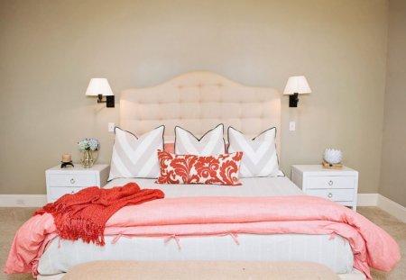 Свет в спальне