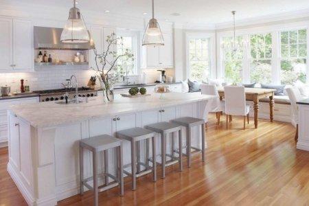 Освещение на кухне: правила идеальной организации подсветки в кухне