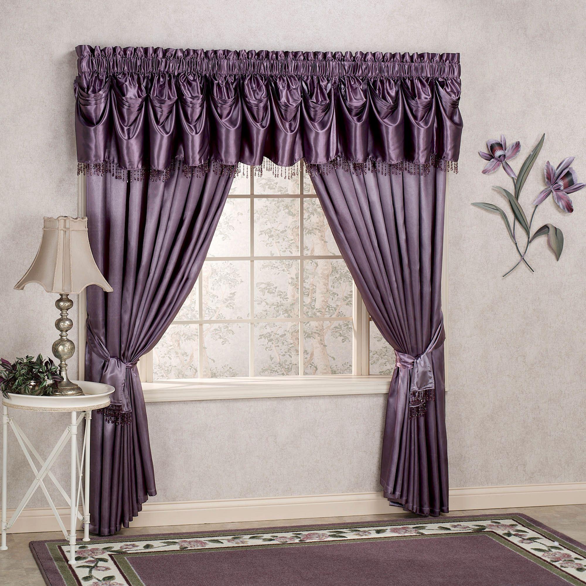 Фото красивые шторы в спальню