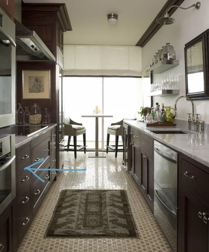 дизайн проходной кухни в частном доме современный дизайн на Vip 1glru