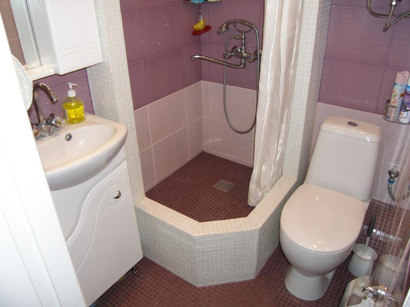 дизайн ванной и санузла в хрущевке современный дизайн на Vip 1glru
