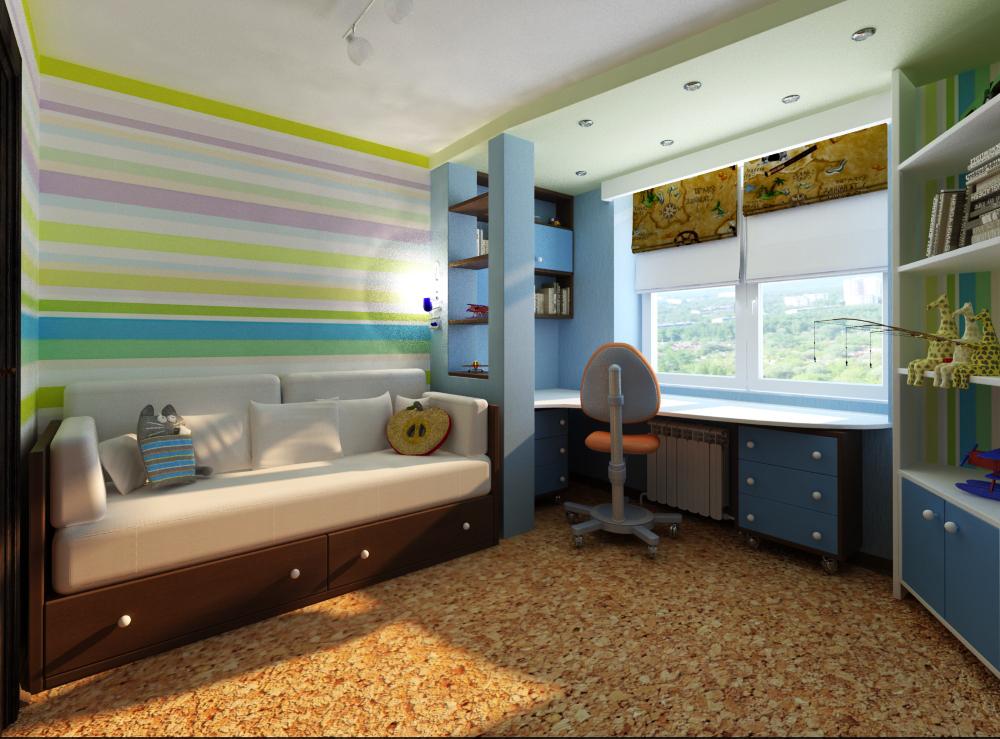 дизайн комнаты 12 квм для подростка современный дизайн на Vip 1glru