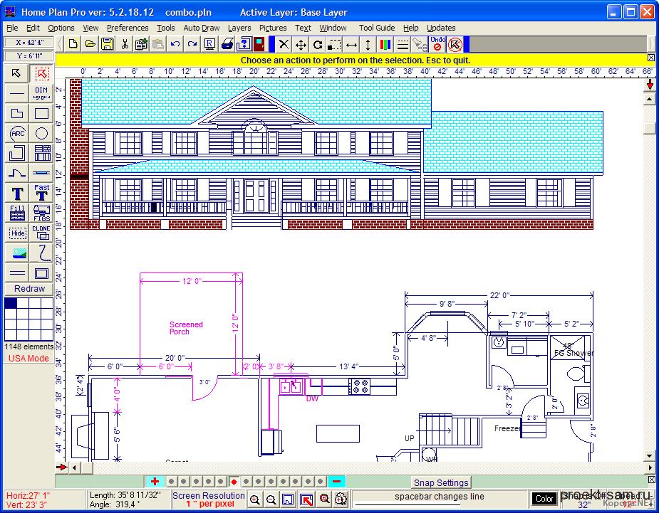 программа для проектирования электрики в доме