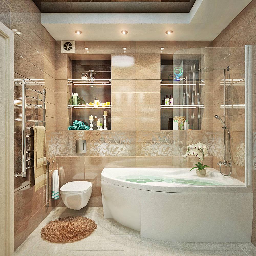 Дизайн маленькой ванной комнаты идеи советы рекомендации: Дизайн интерьера ванной картинки » Современный дизайн