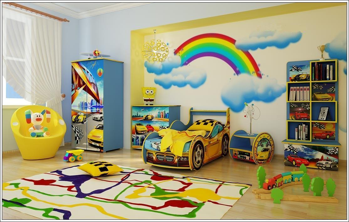 дизайн комнаты для мальчика до 5 лет современный дизайн на Vip 1glru