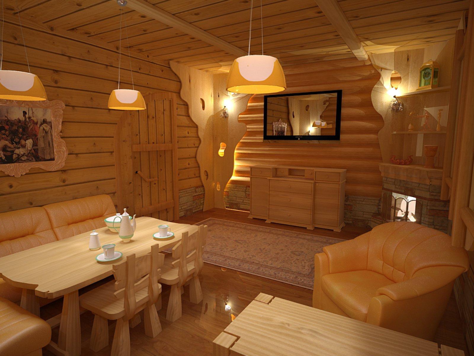 Фото в пред банике, Дизайн предбанника - Строим баню или сауну 29 фотография