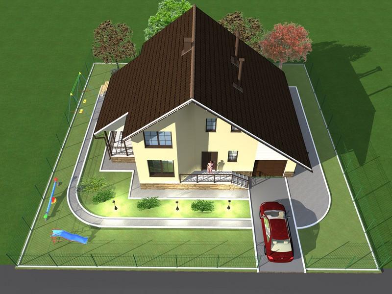 Программа проектов домов