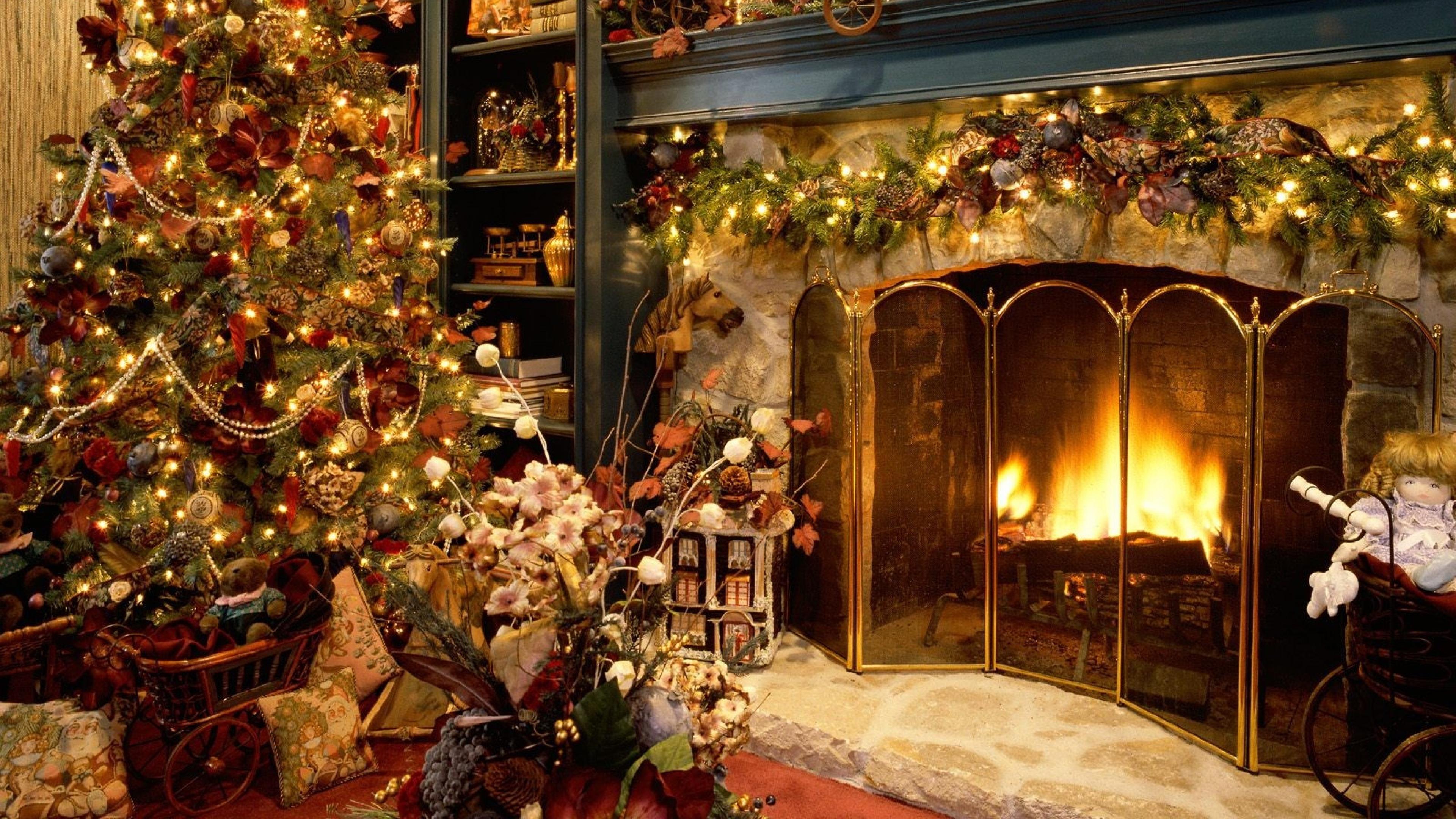 Обои На Стол Рождество