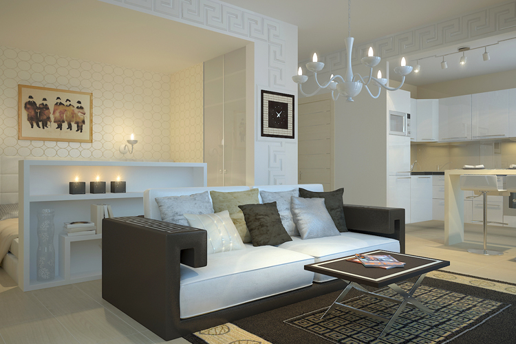Фото планировка однокомнатной квартиры