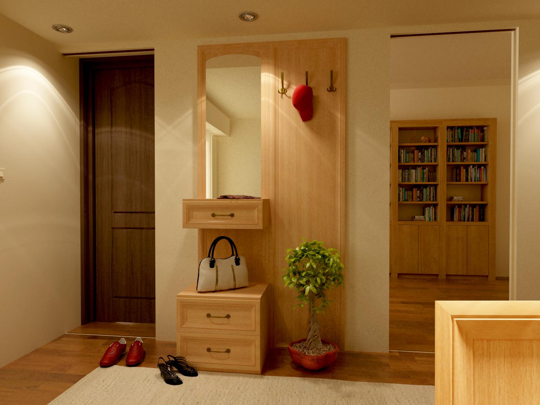 Малогабаритные прихожие дизайн в квартире
