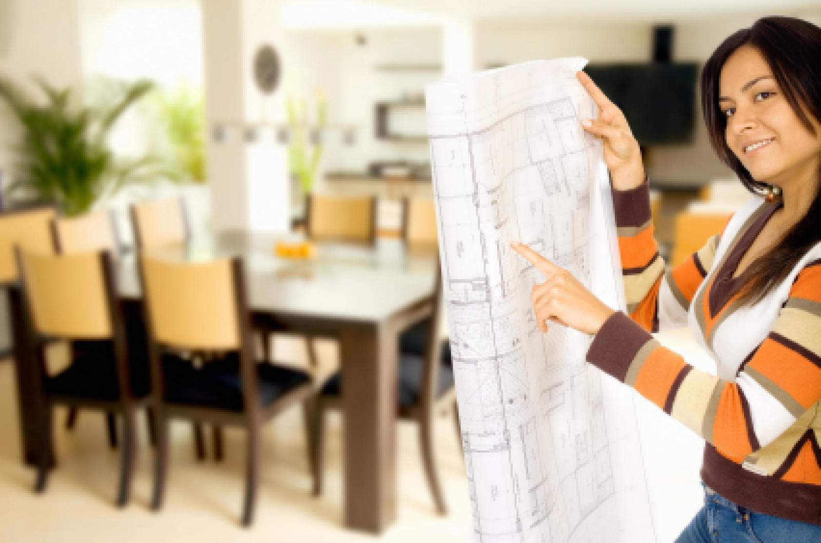 Дизайнер домов профессия