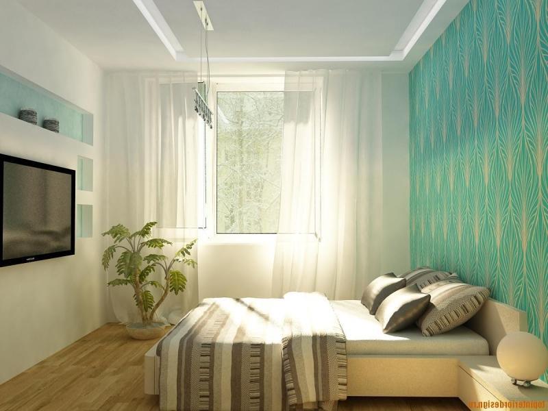 Современный дизайн маленькой комнаты в хрущевке