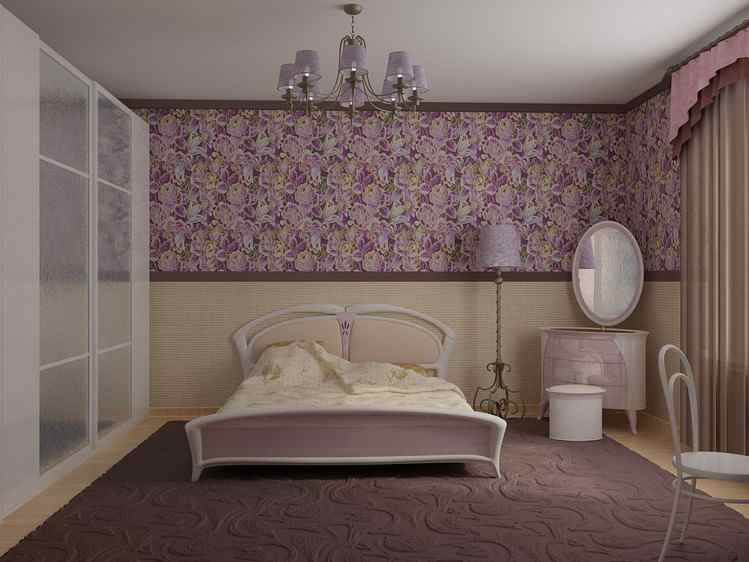Ремонт спальни дизайн на 10 кур