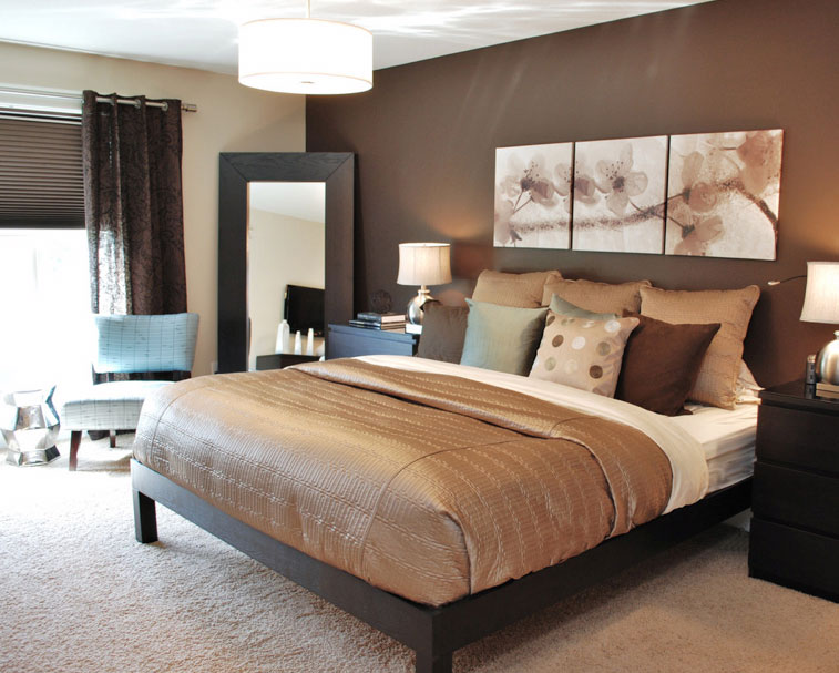 Цвета спальни дизайн
