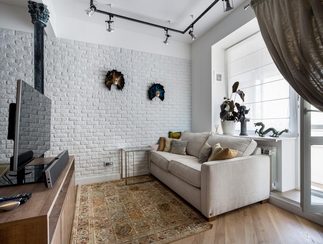 Дизайн квартиры стиль