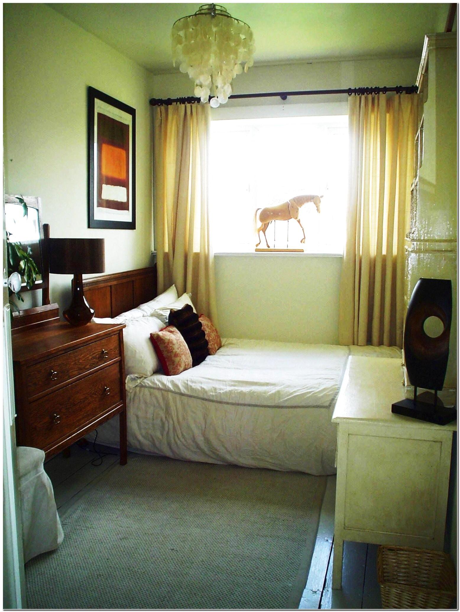 Как сделать уютной маленькую комнату 5