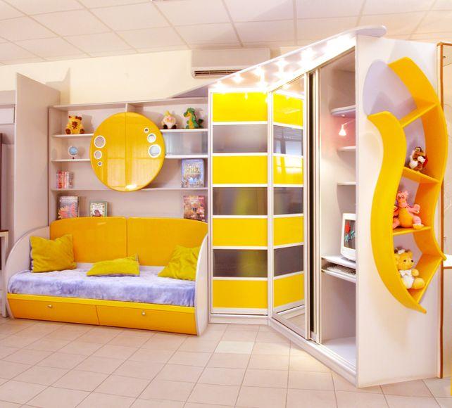 """Мебель в детскую комнату в беларуси """" современный дизайн."""