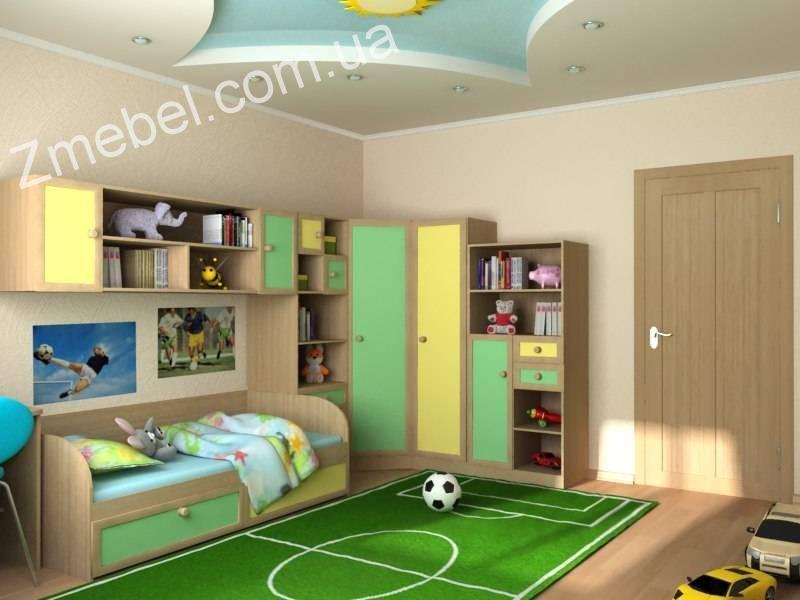 Как сделать детскую комнату для мальчика