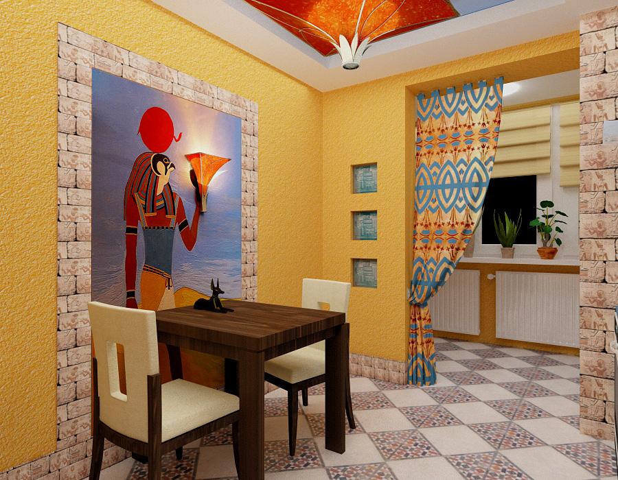 Декорирование стен на кухне - самое интересное в блогах.