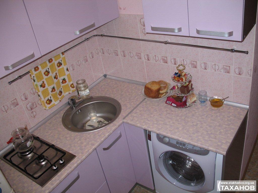 Кухня маленькая своими руками 695