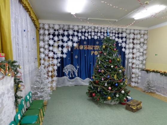 Новогодние украшения для детский сад своими руками
