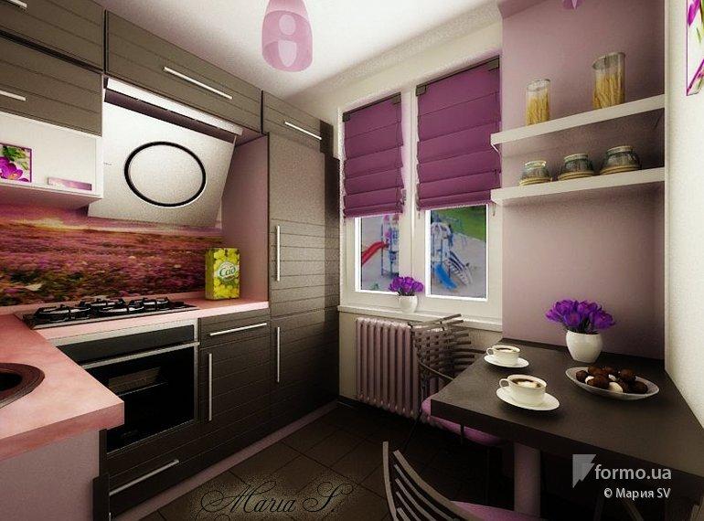 Кухни фото дизайн для хрущевок фото