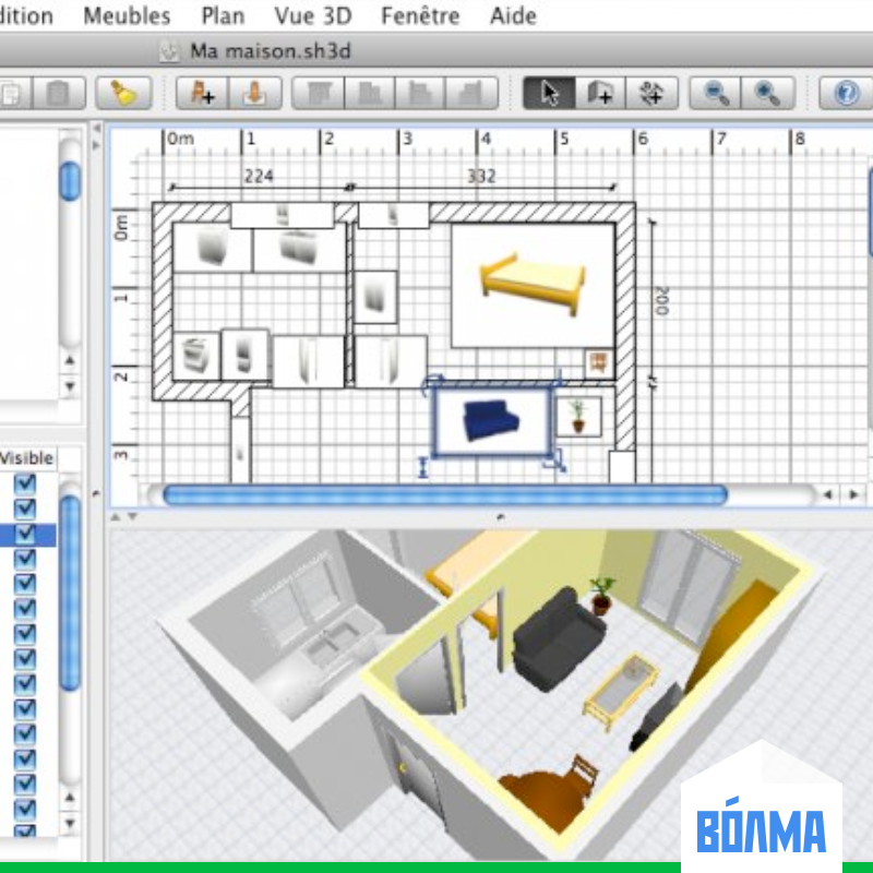 3d furniture design software free download full version