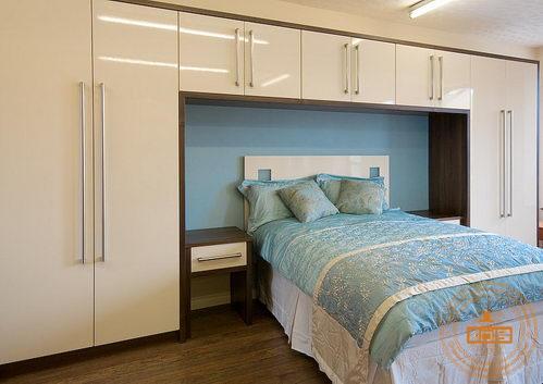 Спальня дизайн со шкафов