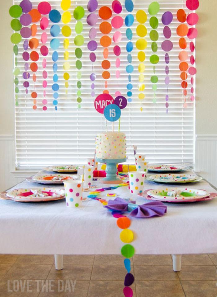 Украсить комнату своими руками маме на день рождения фото 228