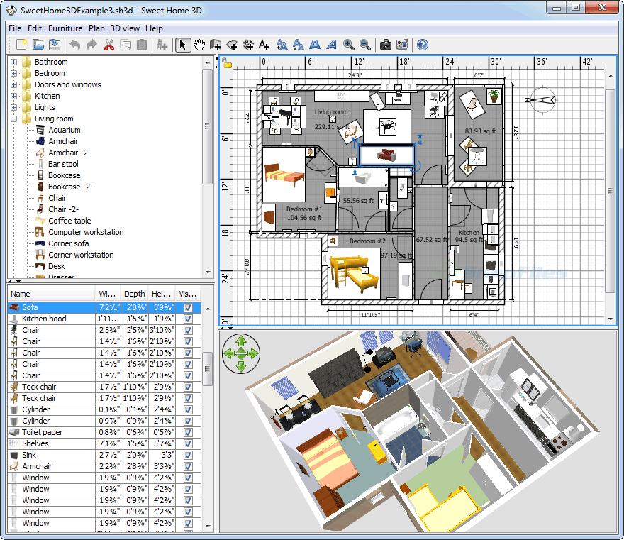 Программа по проектированию дома онлайн