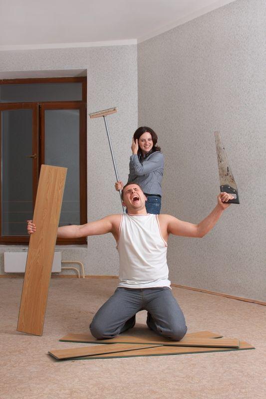 Как правильно сделать ремонт в доме своими руками 36