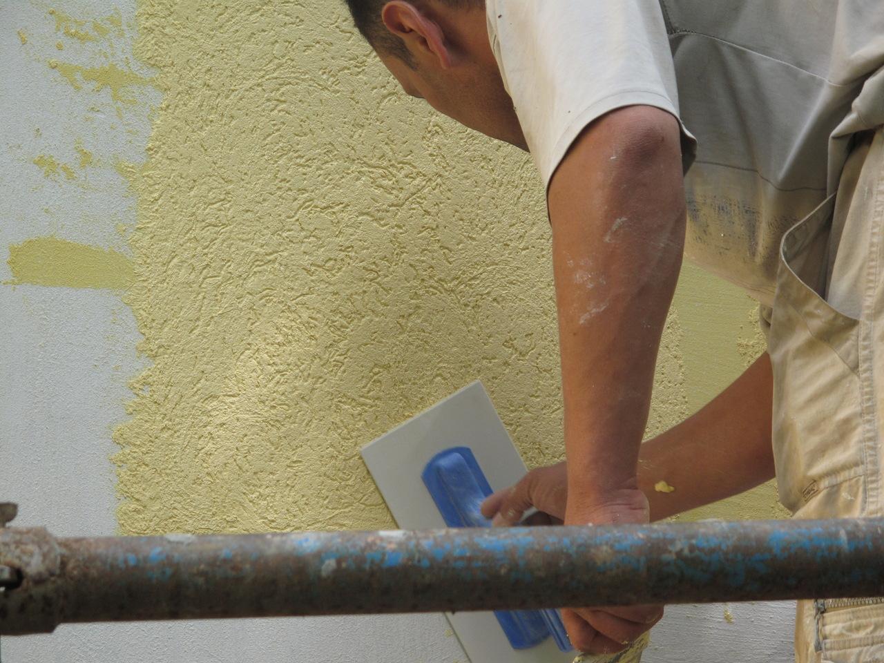 Фасадная шпаклевка: видео-инструкция по нанесению 22
